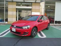 VW ゴルフ TSI Highline Connect