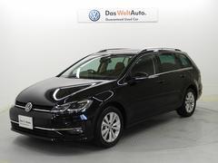 VW ゴルフヴァリアントTSI Comfortline ワンオーナー 認定中古車