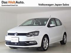 VW ポロハイライン LEDライト ACC 純正ナビカメラ付