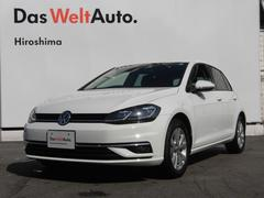 VW ゴルフコンフォートライン LEDヘッドライト ACC 認定中古車