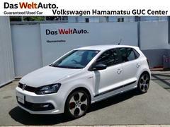 VW ポロGTI 1オーナー 禁煙車 純正ナビ バックカメラ