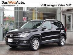 VW ティグアンLounge Edition限定車 純正ナビ 認定中古車