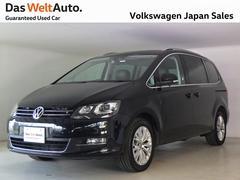 VW シャランハイライン 禁煙 純正ナビ カメラ ワンオーナー 認定中古車