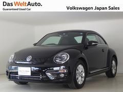 VW ザ・ビートルDesign SDNavi Demo 認定中古車