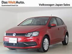 VW ポロコンフォートライン ACC SDnavi 認定中古車