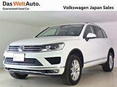 VW トゥアレグアップグレードパッケージ レザー キセノンヘッドライト