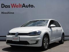 VW e−ゴルフACC デジタルメーター LEDヘッドライト 認定中古車