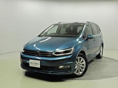 VW ゴルフトゥーランTSI Highline Discover Pro