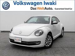 VW ザ・ビートルDesign ワンオーナー 禁煙車 HID 認定中古車