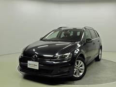 VW ゴルフヴァリアントTSI Comfortline Navi ACC ETC