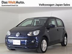 VW アップ!ハイアップ アルミ シートヒーター 禁煙 ワンオーナー 認定