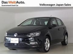 VW ポロTSI Highline 禁煙試乗車 SDナビ ACC