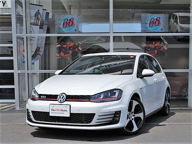 GTI 18DCCPKG 純正ナビゲーション(1枚目)