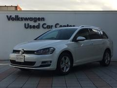 VW ゴルフヴァリアントAnniversary Edition MMI キセノン