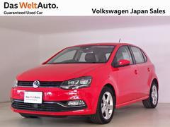 VW ポロハイライン ACC LEDヘッドライト アルカンターラシート