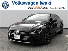 VW アルテオンR−Line4MOTION Advanceデモカー認定中古車
