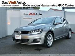 VW ゴルフTSI Highline 禁煙車・追従クルーズC 認定中古車