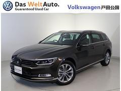 VW パサートヴァリアントTSI Highline レザーシート 純正ナビ ETC