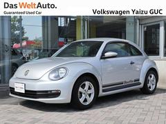 VW ザ・ビートルBase 1オーナー 禁煙車 純正ナビ 認定中古車