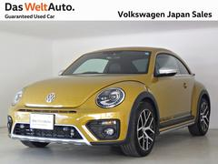 VW ザ・ビートル限定車500台 714SDCW 禁煙 1オーナー 認定中古車