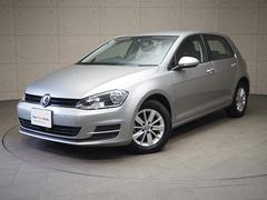 VW ゴルフ TSI Trendline BlueMotion Technology NAVI ETC