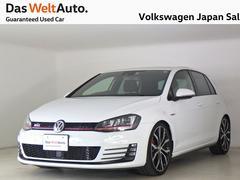VW ゴルフGTIPerformance 限定200台 DCC 認定中古車