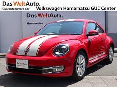 VW ザ・ビートルDesign Leather 禁煙車 ナビ 認定中古車