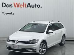 VW ゴルフヴァリアントTSI Highline DiscoverPro