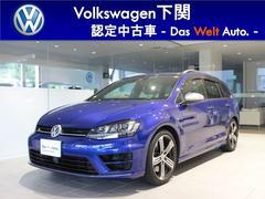 VW ゴルフRヴァリアントRスラインディングルーフ ナビ ACC ETC DCC