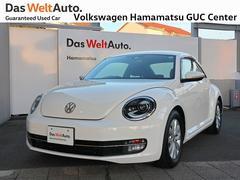 VW ザ・ビートルDesign 1オーナー 認定中古車
