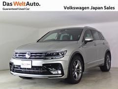 VW ティグアンRライン ACC パークアシスト ディスプロ 認定中古車