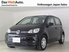 VW アップ!当社デモカー インフォテイメントPKG 禁煙 認定中古車