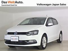 VW ポロコンフォート 純正ナビ バックカメラ 禁煙 認定中古車
