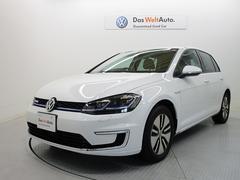 VW e−ゴルフTech PKG 認定中古車 スマートキー 禁煙車1オーナー