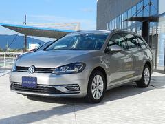 VW ゴルフヴァリアントコンフォートライン LEDヘッドライト ACC 認定中古車
