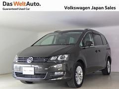 VW シャランハイライン フルレザー内装仕様 純正ナビ キセノンライト