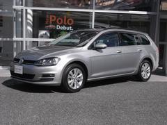 VW ゴルフヴァリアントTSI Comfortlineナビ・ETC