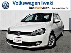 VW ゴルフTSI Trendline ワンオーナー 禁煙車 認定中古車