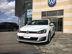 VW ゴルフGTIGTI スマートキー ワンオーナー 記録簿 HID ナビ