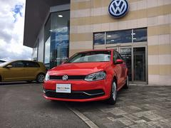 VW ポロTSIコンフォートライン ワンオーナー 記録簿 キーレス