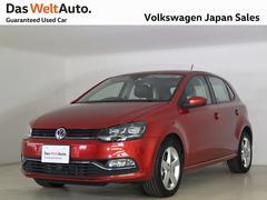 VW ポロハイライン LEDライト ナビ アルカンターラシート
