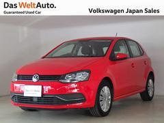 VW ポロコンフォートライン 純正ナビ ACCワンオーナー認定中古車