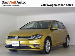 VW ゴルフTSI コンフォートライン LEDライト 純正ナビ 元試乗車