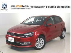 VW ポロTSIコンフォートラインアップグレードパック ナビ フルセグ