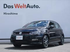 VW ポロGTIGTI LEDヘッドライト リアカメラ SDナビ 認定中古車