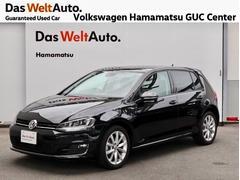 VW ゴルフTSI Highline 禁煙・純正ナビ・追従クルーズC