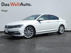 VW パサート2.0TSI R−Line Oryx White