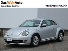 VW ザ・ビートルDesign SD Navi ワンオーナー リヤビュー