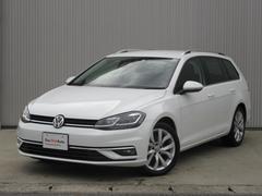 VW ゴルフヴァリアントTSI Highline ナビフルセグ Bカメラ 認定中古車