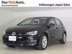VW ゴルフTSI Highline BMT 認定中古車SDナビ ACC